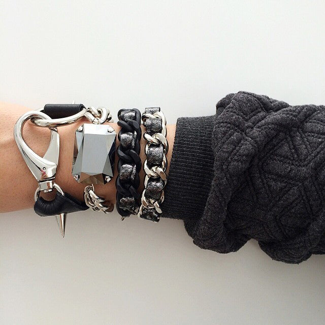LUXE HARDWARE CUFF
