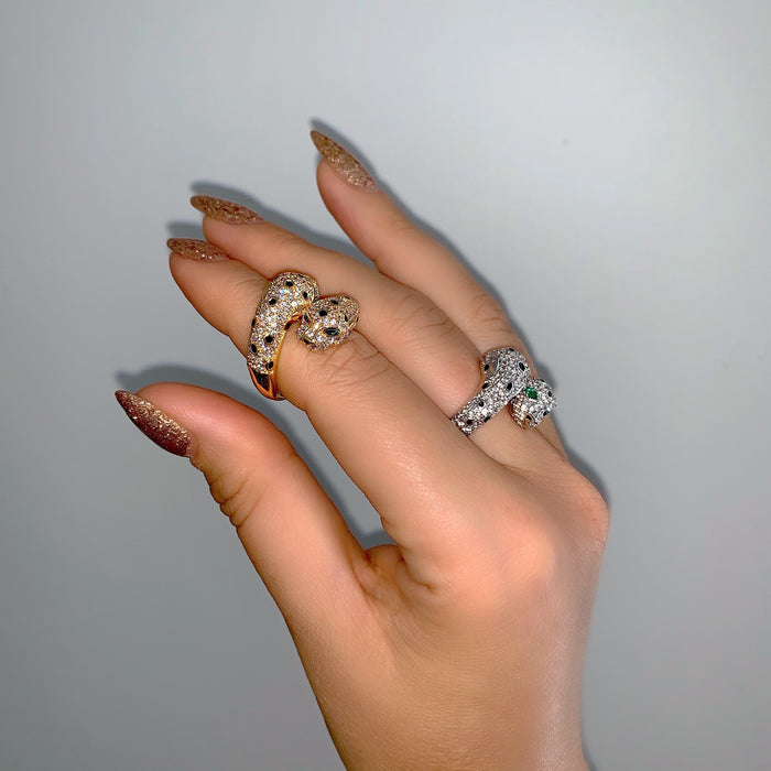 LIONNE RING (925 STERLING SILVER)