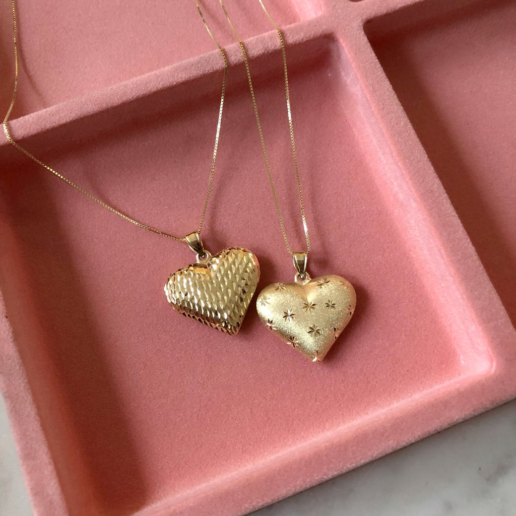 GOLDIE HEARTS