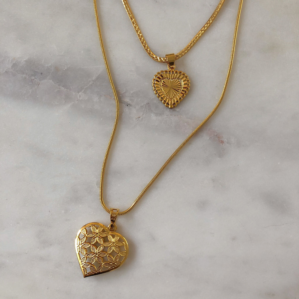LOVE COLLECTION (14K GOLD FILLED)