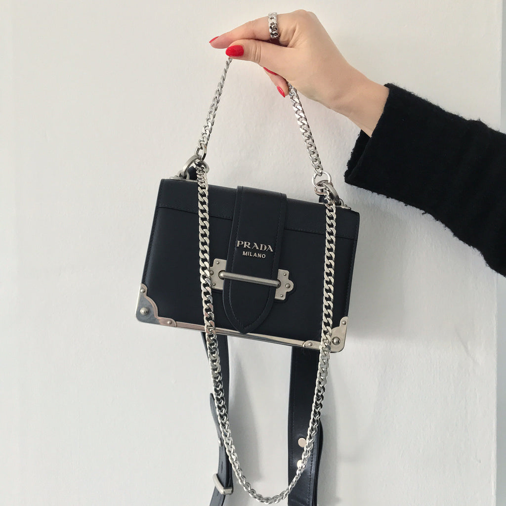 HRH PRIVÉ MINI BAG CHAINS
