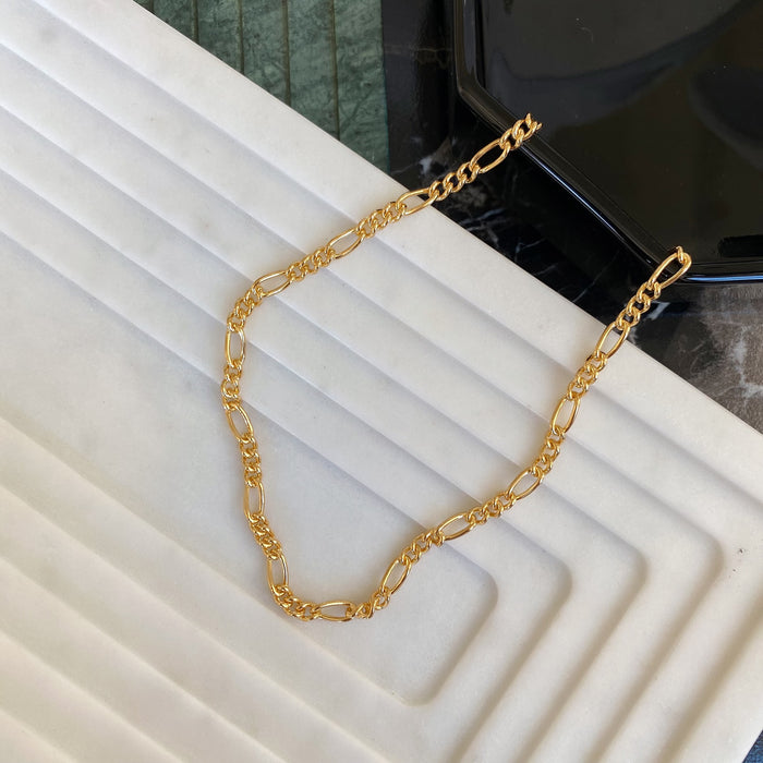 ROLLIE CHAIN (14K GOLD FILLED)