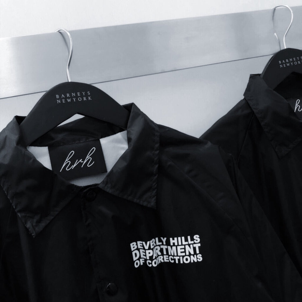 HRH DESTINATION DEATH ROW WINDBREAKERS