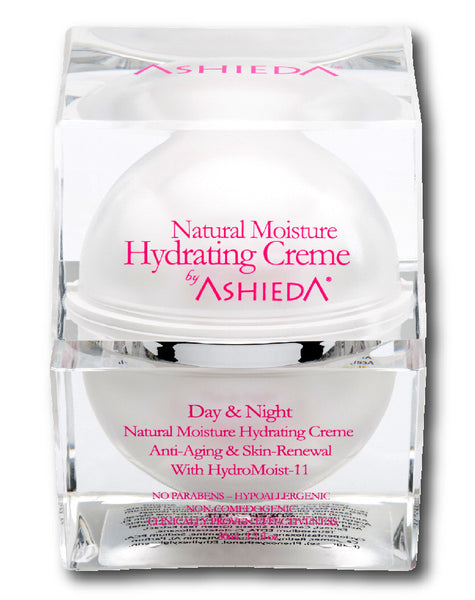 Naturally Hydrating Moisture Creme
