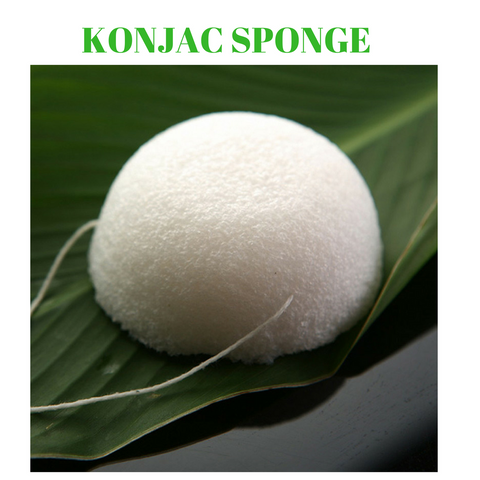 Konjac Sponge with Collagen Added- Free Shipping