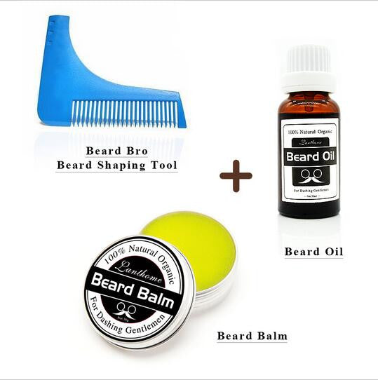 Beard Grooming Set-3 Piece