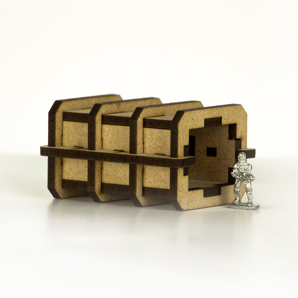 Shipping Container - The miniature Architect - 4