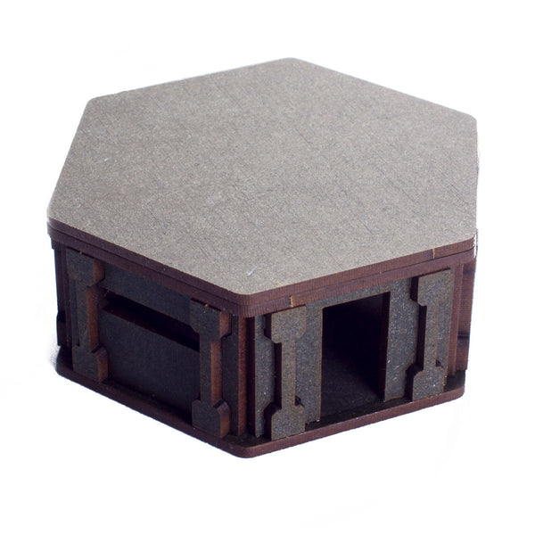 Pill Box - The miniature Architect - 2