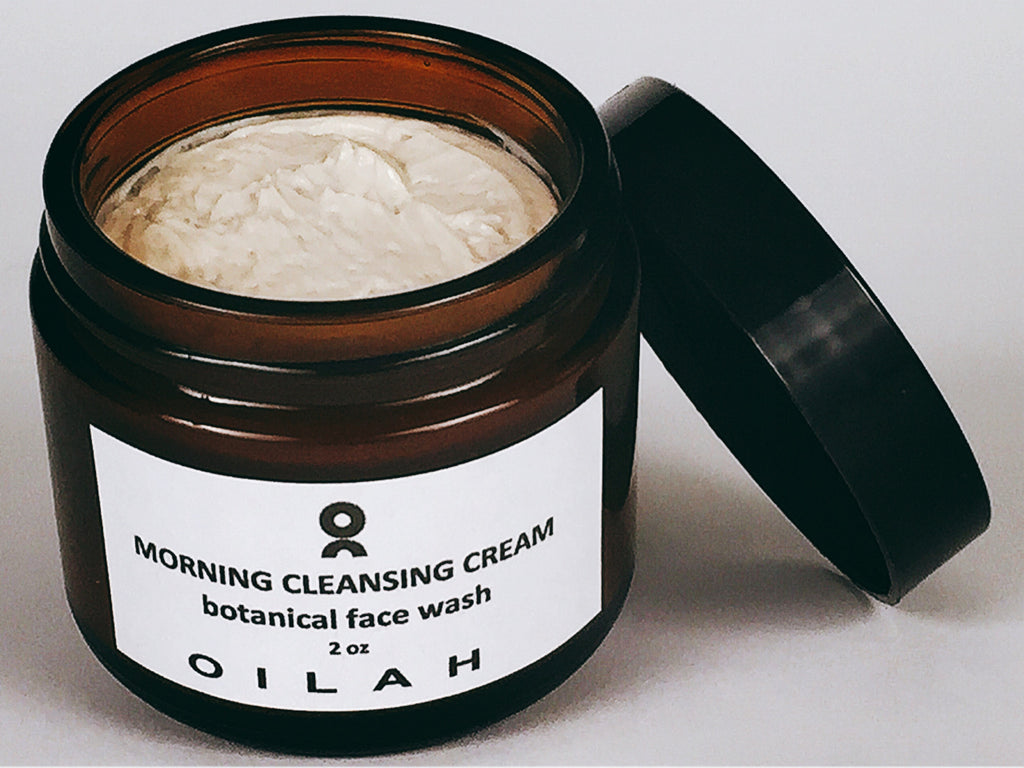 Morning Cleansing Cream