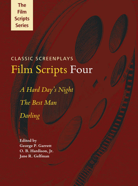 Film Scripts Four: A Hard Day's Night, The Best Man, Darling
