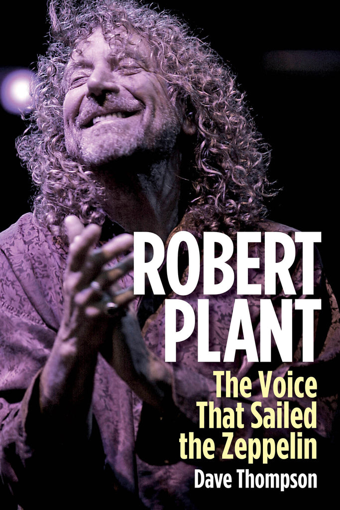 Robert Plant: The Voice That Sailed the Zeppelin