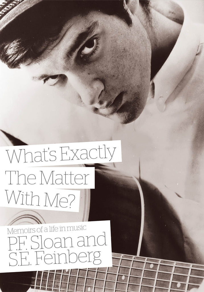 What's Exactly the Matter with Me?: Memoirs of a Life in Music