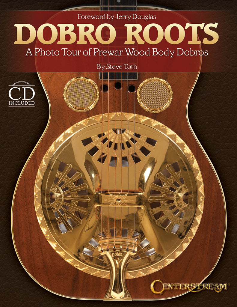 Dobro Roots: A Photo Tour of Prewar Wood Body Dobros