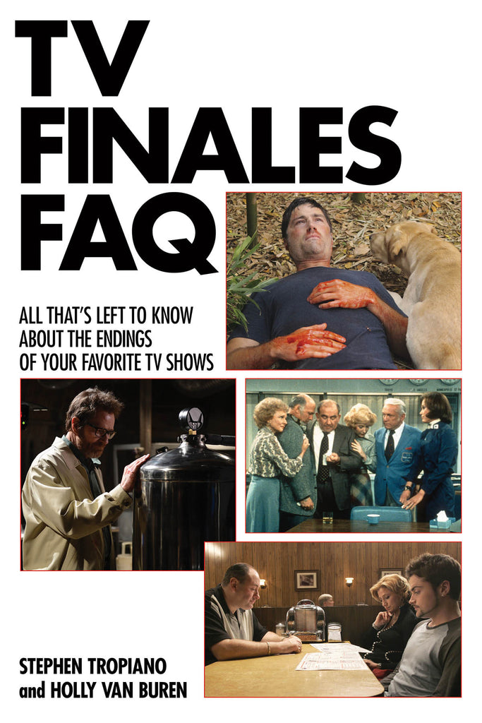 TV Finales FAQ: All That's Left to Know About the Endings of Your Favorite TV Shows