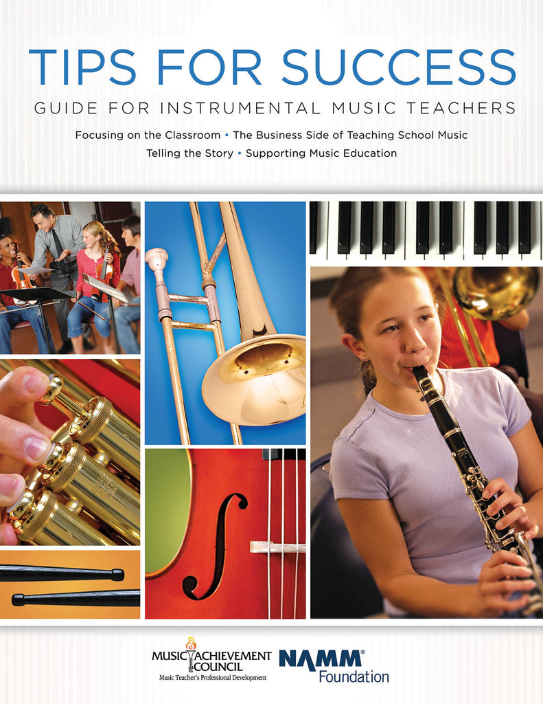 Tips for Success: Guide for Instrumental Music Teachers