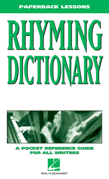 Rhyming Dictionary: A Pocket Reference Guide for All Writers