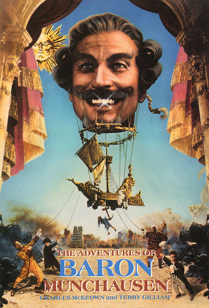 The Adventures of Baron Munchausen - The Illustrated Screenplay