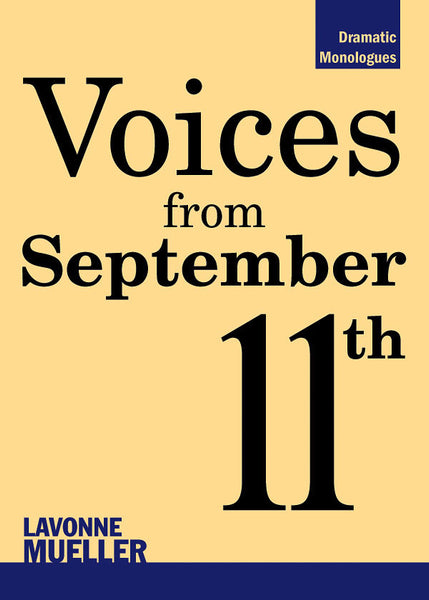 Voices from September 11th