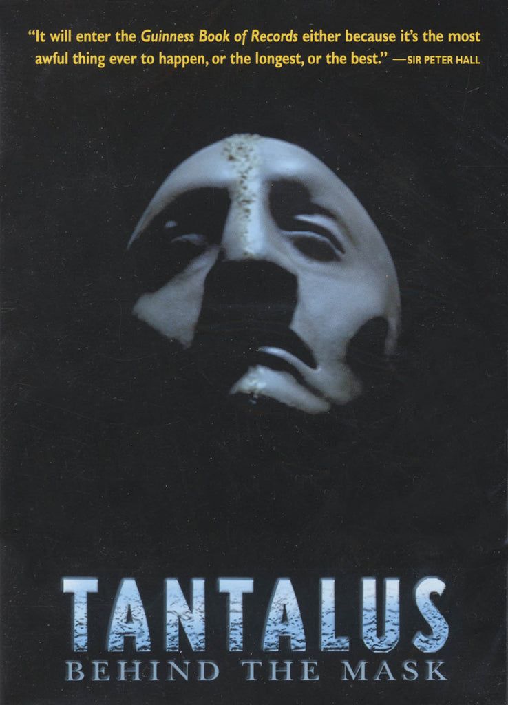 Tantalus: Behind the Mask
