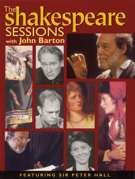 The Shakespeare Sessions: DVD