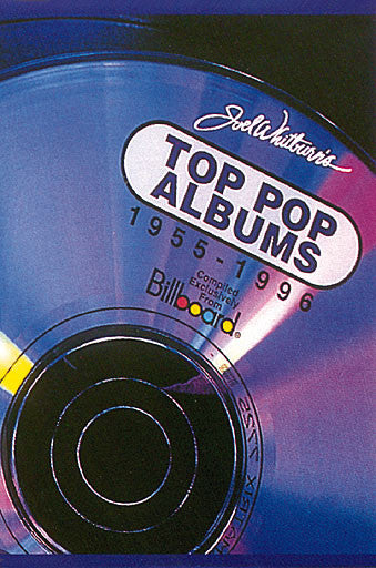 Top Pop Albums 1955-1996: Hardcover