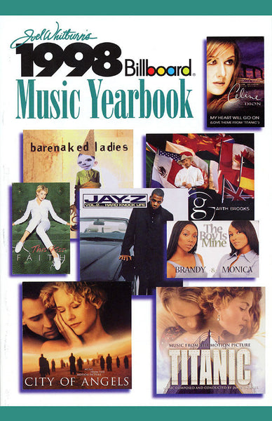 1998 Billboard Music Yearbook