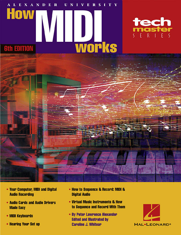 How MIDI Works - 6th Edition