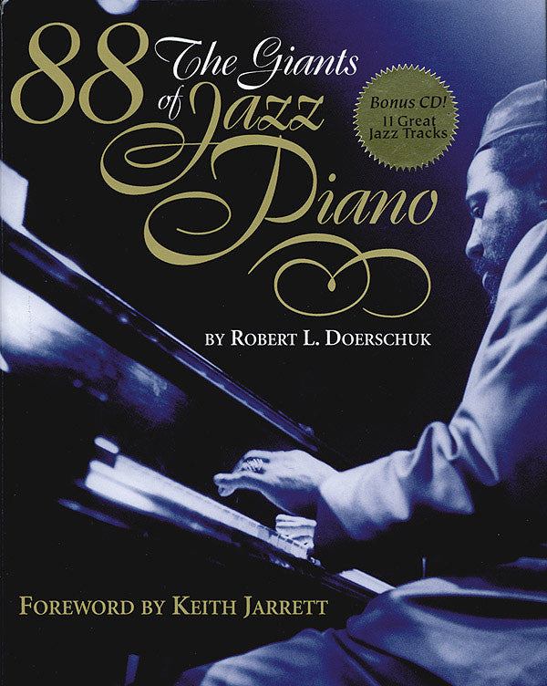 88: The Giants of Jazz Piano