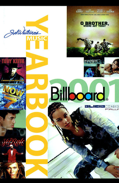2001 Billboard Music Yearbook
