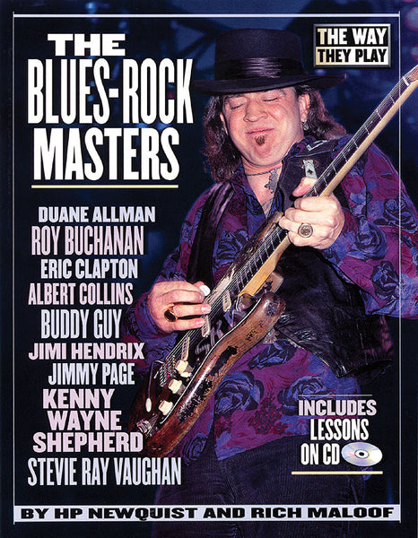 The Blues-Rock Masters: The Way They Play