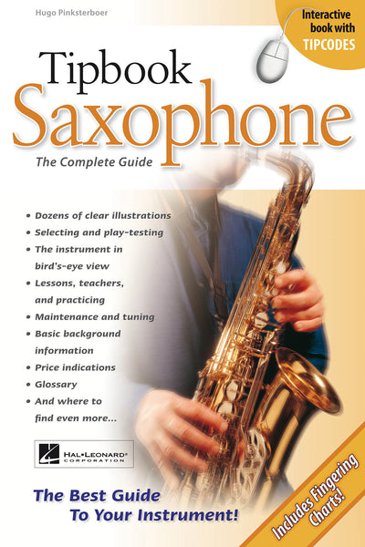 Tipbook Saxophone - The Complete Guide