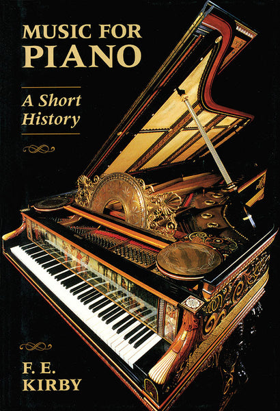 Music for Piano - A Short History