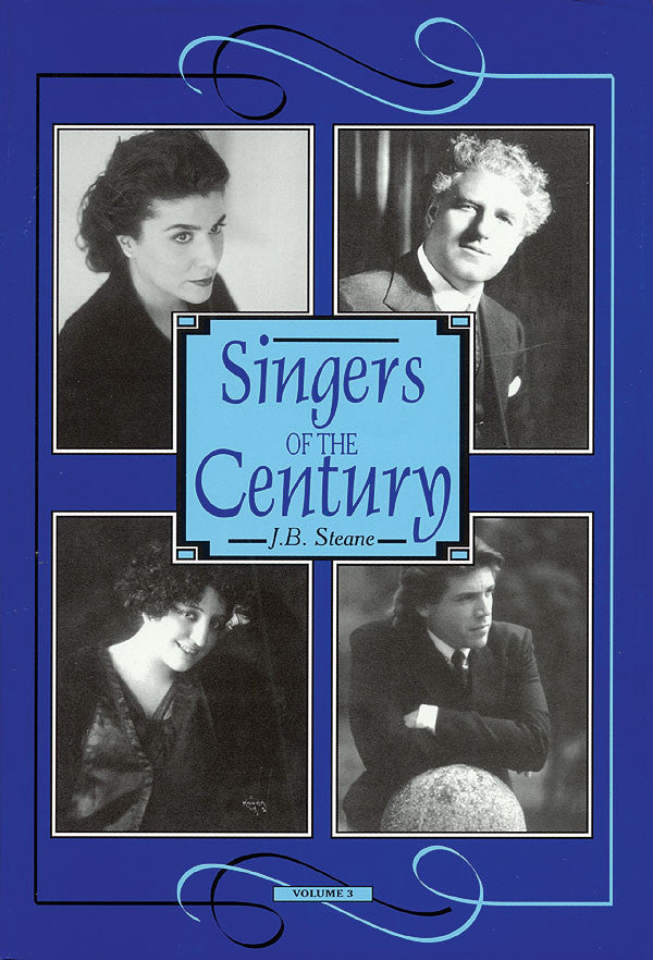 Singers of the Century, Volume III