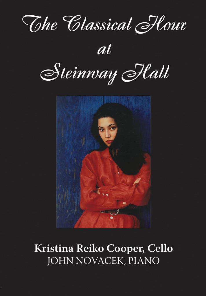 Kristina Reiko Cooper: The Classical Hour at Steinway Hall