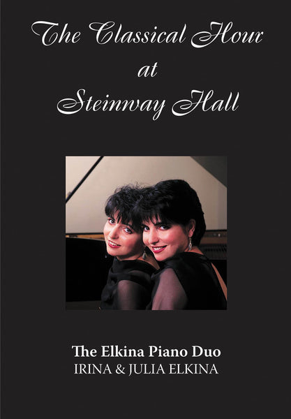 The Elkina Piano Duo: The Classical Hour at Steinway Hall