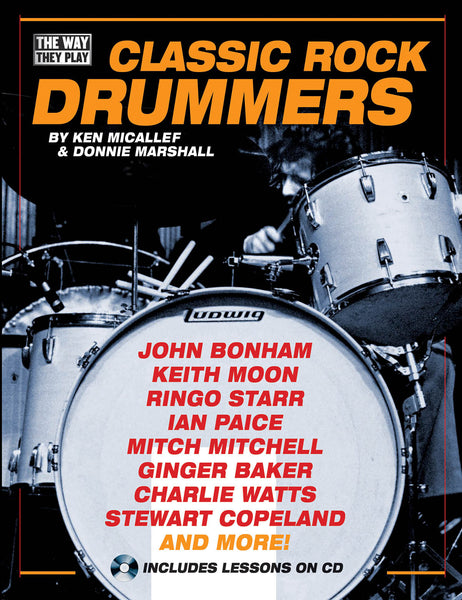 Classic Rock Drummers