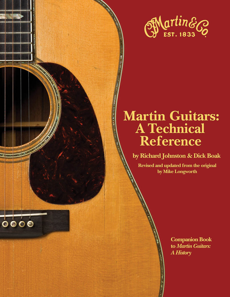 Martin Guitars: A Technical Reference