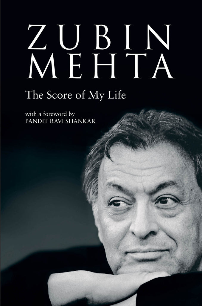 Zubin Mehta: The Score of My Life
