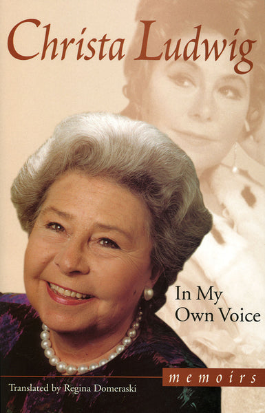 In My Own Voice - Memoirs