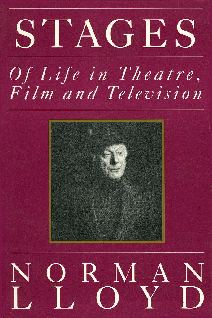 Stages - Of Life in Theatre, Film, and Television