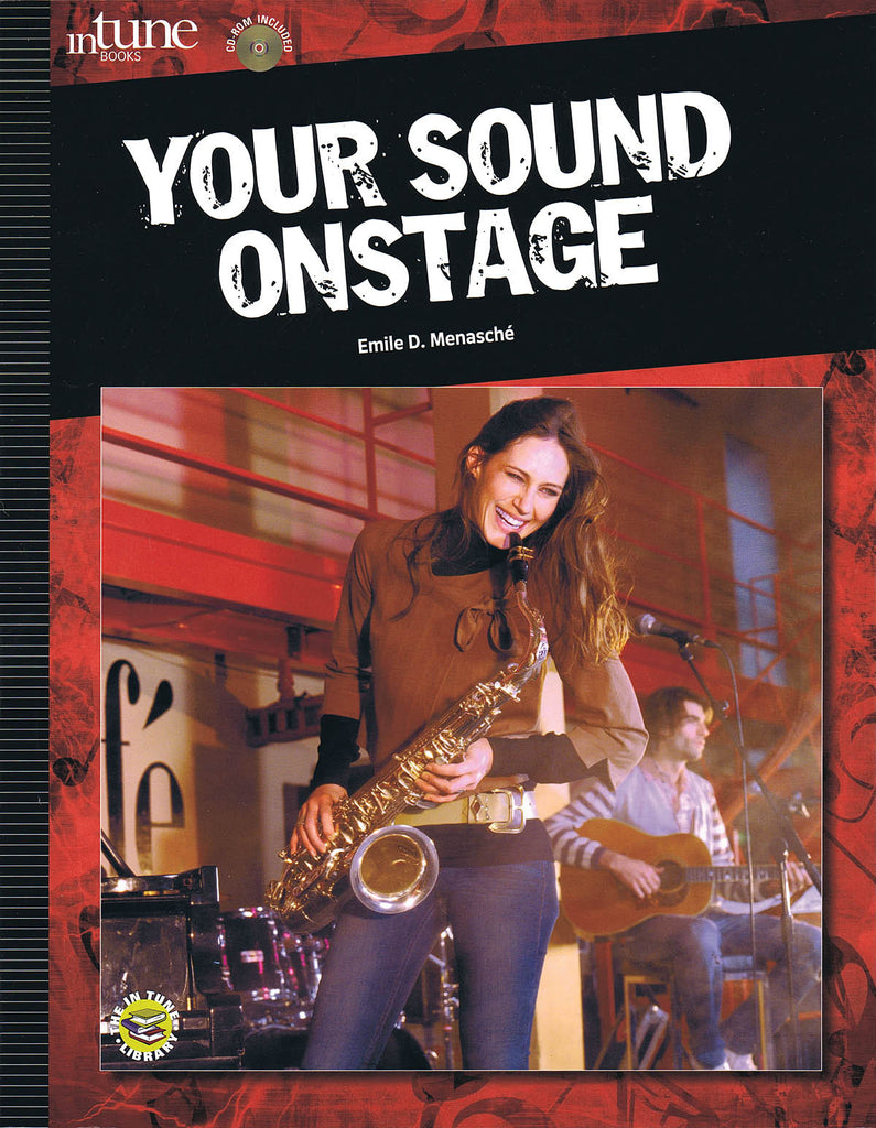 Your Sound Onstage: Book/CD-ROM Pack