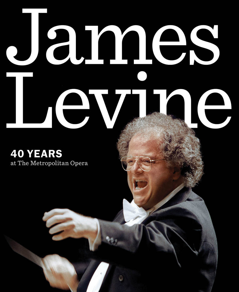James Levine: 40 Years at the Metropolitan Opera