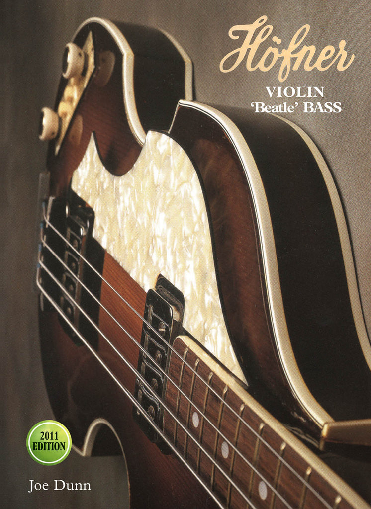 Hofner Violin Beatle Bass - 2011 Edition