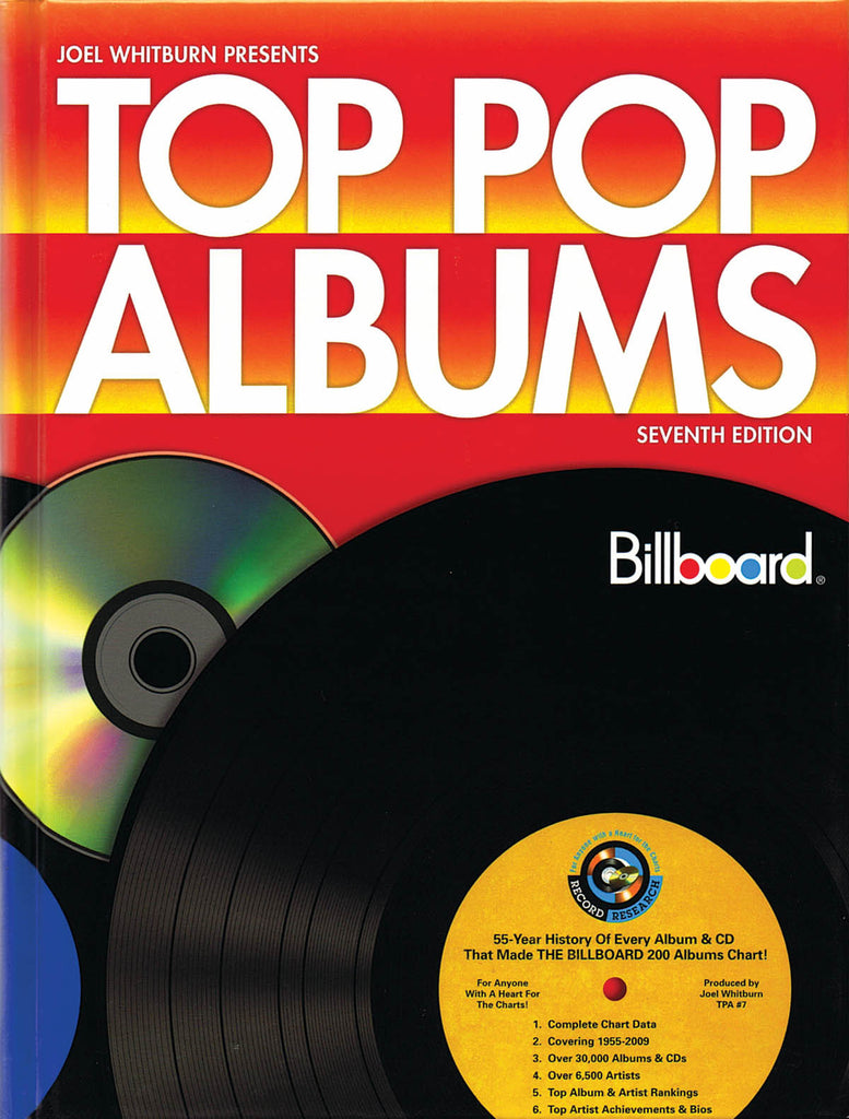 Top Pop Albums - Seventh Edition: 1955-2009