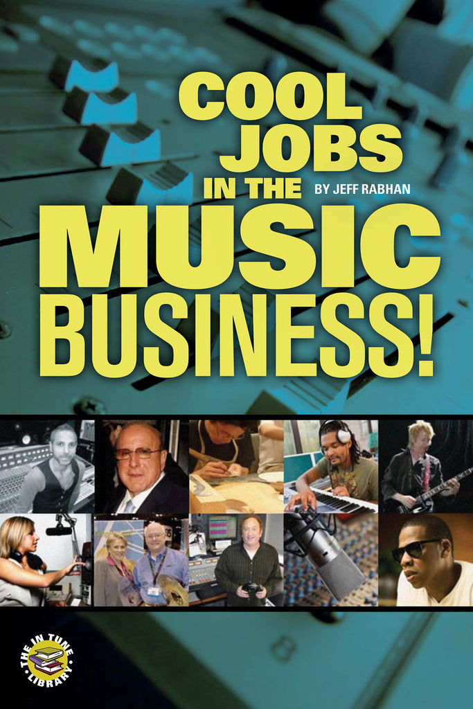 Cool Jobs in the Music Business