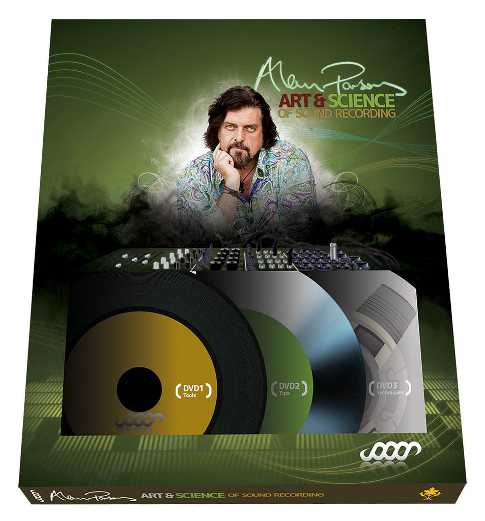 Alan Parsons' The Art & Science of Sound Recording: 12+ Minimum Site License