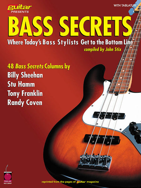Bass Secrets: Where Today's Bass Stylists Get to the Bottom Line