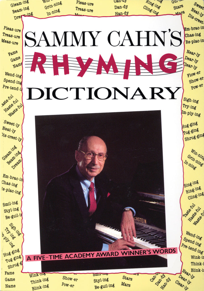 Sammy Cahn's Rhyming Dictionary