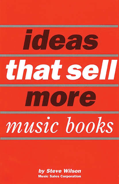 Ideas that Sell More Music Books