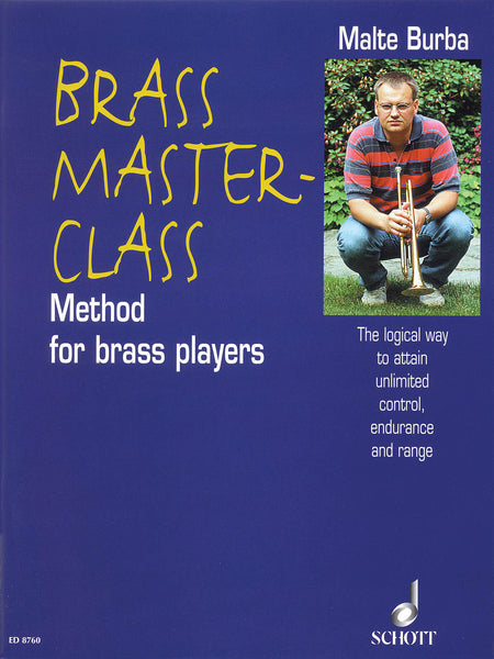 Brass Master-Class: Method for Brass Players Book